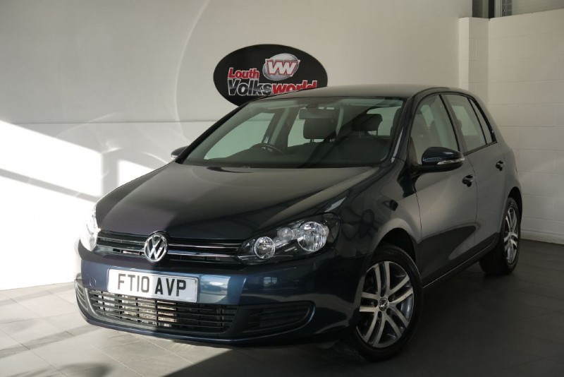 used VW Golf TDI SE 5DR FULL SERVICE HISTORY in lincolnshire-for-sale