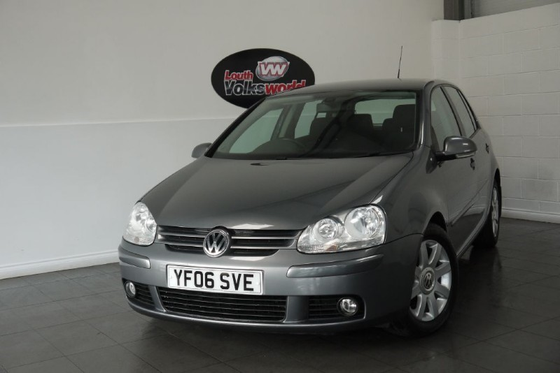 used VW Golf TDI SPORT 5DR FULL SERVICE HISTORY in lincolnshire-for-sale