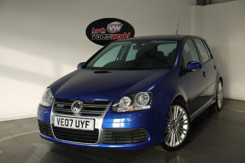 used VW Golf R32 5DR CRUISE CONTROL SUNROOF in lincolnshire-for-sale