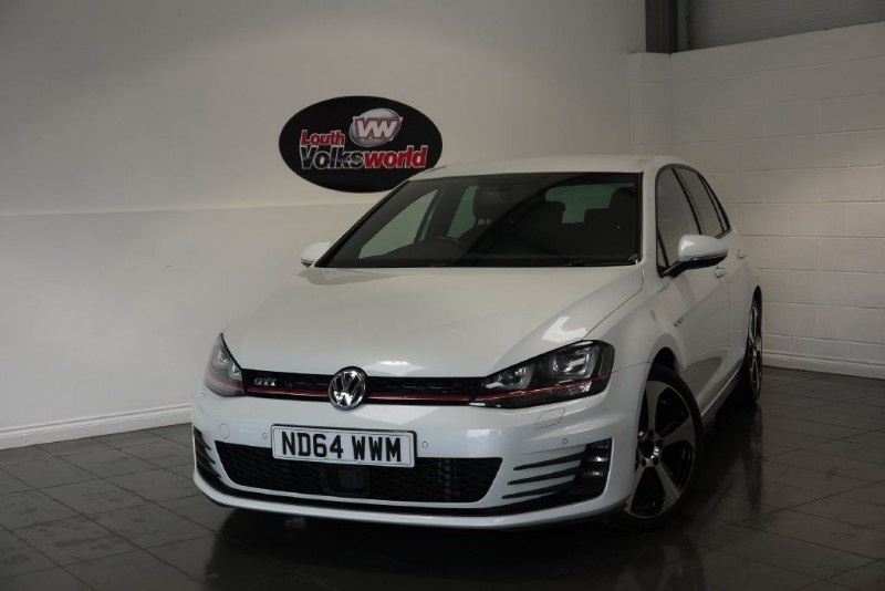 used VW Golf GTI 5DR AUTOMATIC ORYX PAINT £950 in lincolnshire-for-sale