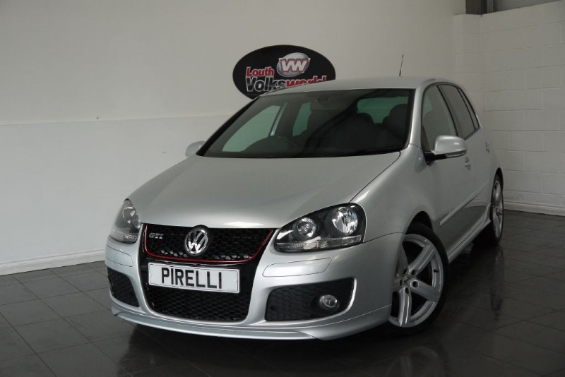 used VW Golf GTI PIRELLI DSG ONLY 222 IN THE UK REVO STAGE 2 in lincolnshire-for-sale