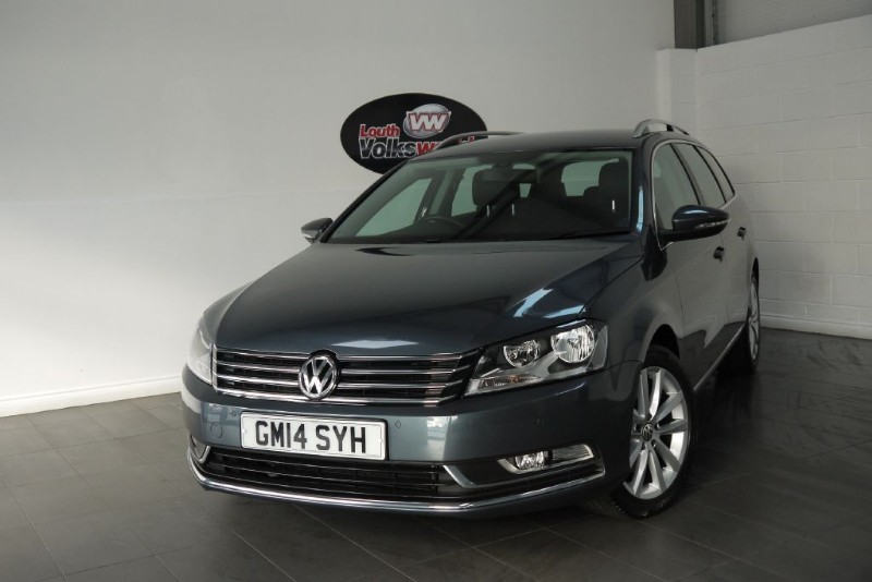 used VW Passat EXECUTIVE TDI BLUEMOTION TECHNOLOGY DSG in lincolnshire-for-sale