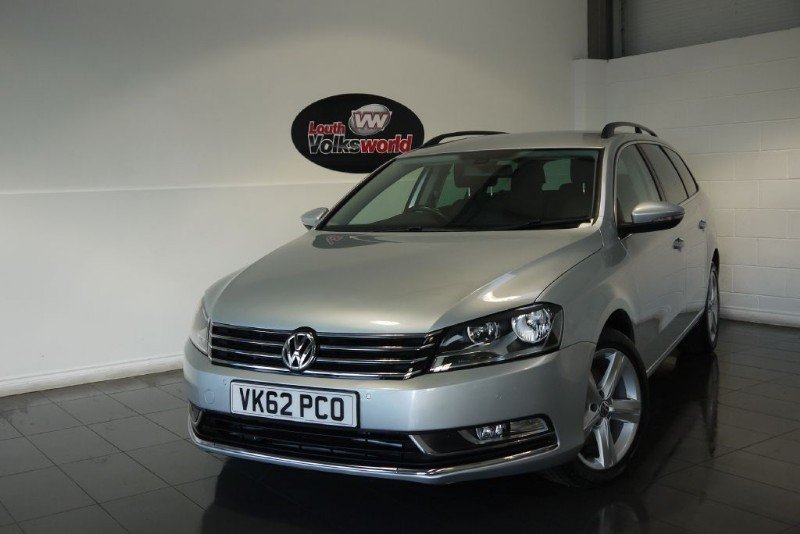 used VW Passat TDI SE 5DR 64 MPG £30 P/YEAR TAX in lincolnshire-for-sale