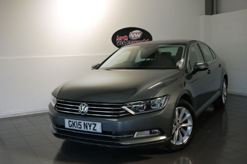 used VW Passat TDI SE BLUEMOTION 4DR in lincolnshire-for-sale
