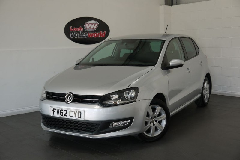 used VW Polo TDI MATCH 5DR £20 P/YEAR TAX in lincolnshire-for-sale