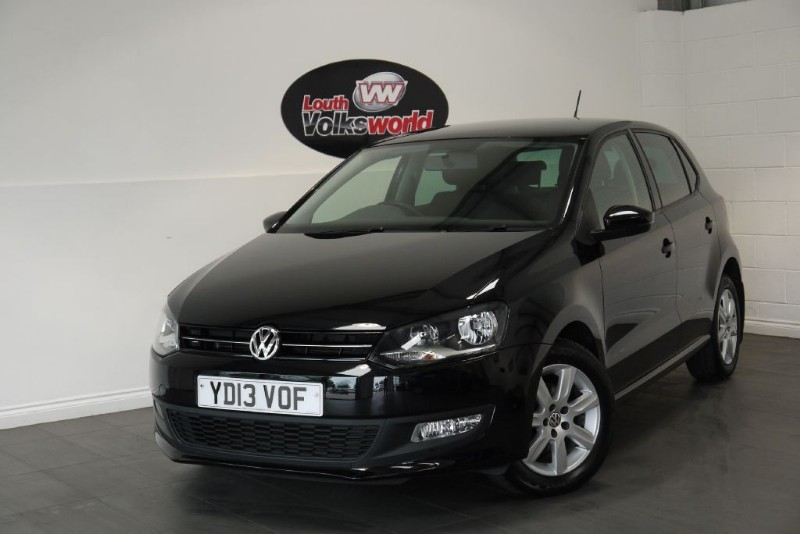 used VW Polo TDI MATCH 5DR 70MPG £20 P/YEAR TAX in lincolnshire-for-sale
