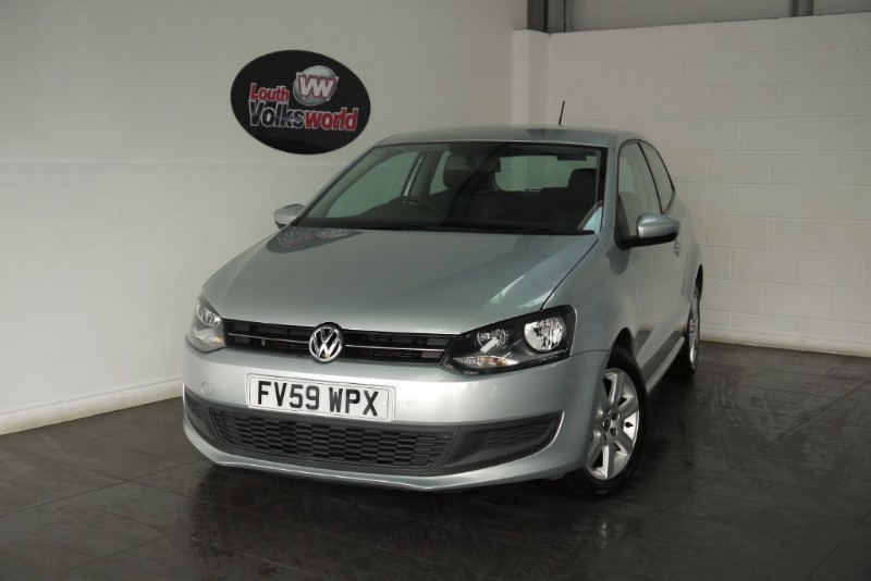 used VW Polo TDI SE 5DR AIR CON £30 P/YEAR TAX in lincolnshire-for-sale