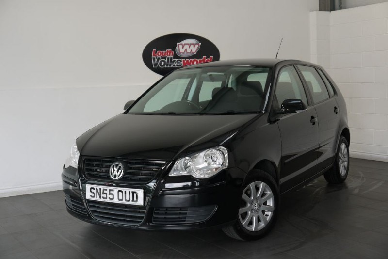 used VW Polo SE 5DR FULL SERVICE HISTORY LOW MILEAGE in lincolnshire-for-sale