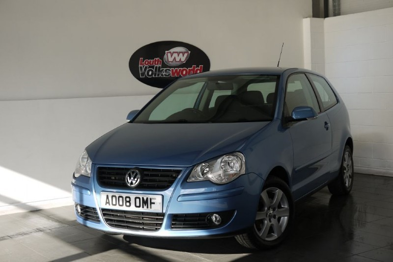 used VW Polo MATCH 3DR AIR CON in lincolnshire-for-sale