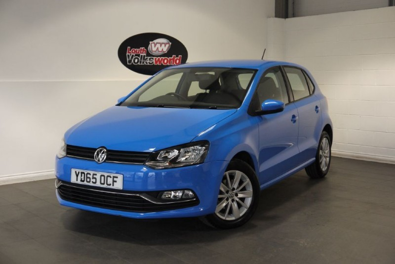 used VW Polo TSI SE 5DR COST NEW £14335 in lincolnshire-for-sale