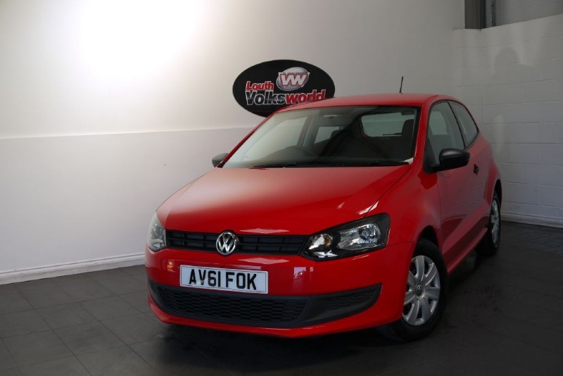 used VW Polo S 3DR FULL SERVICE HISTORY in lincolnshire-for-sale