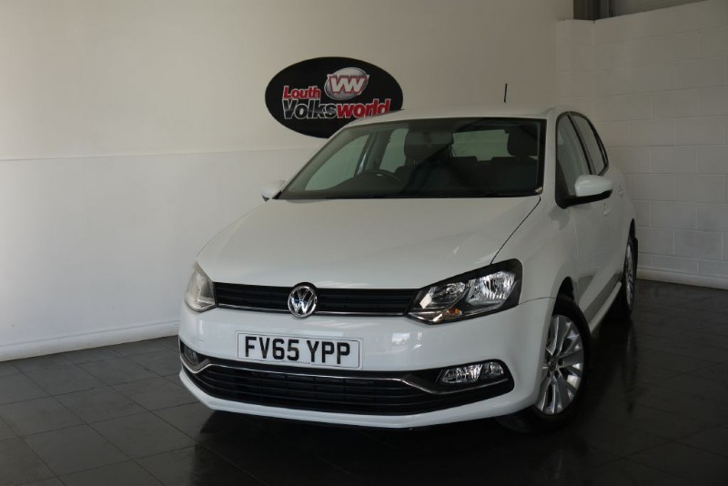 used VW Polo TSI SE 5DR ONLY 3000 MILES in lincolnshire-for-sale