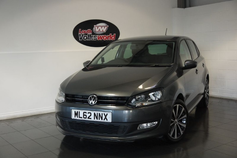 used VW Polo MATCH 5DR FULL SERVICE HISTORY in lincolnshire-for-sale