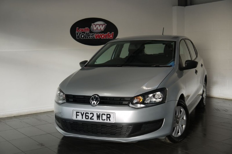 used VW Polo S 5DR AIR CONDITIONING in lincolnshire-for-sale