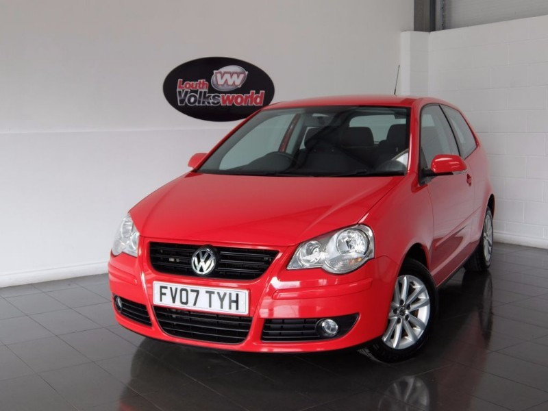 used VW Polo S 3DR in lincolnshire-for-sale