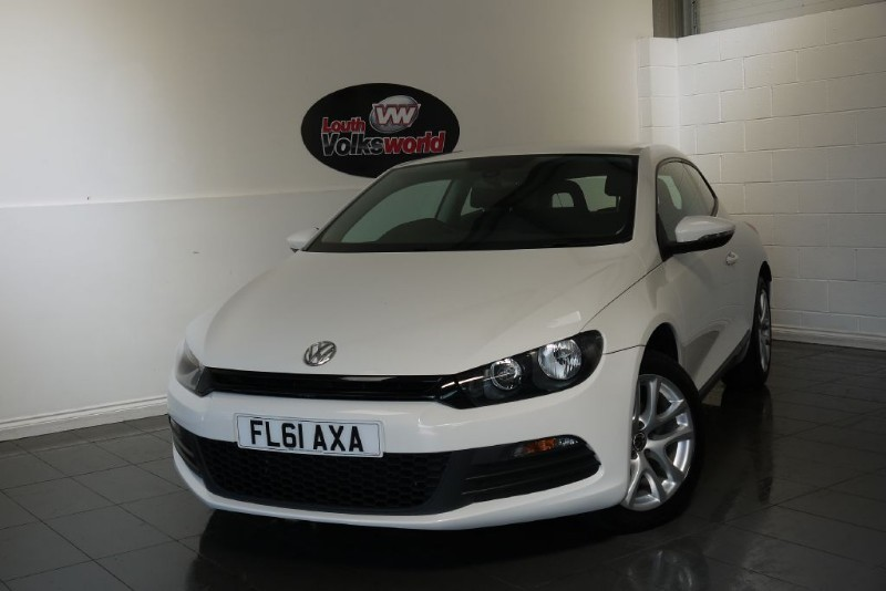 used VW Scirocco TSI 3DR FULL SERVICE HISTORY in lincolnshire-for-sale