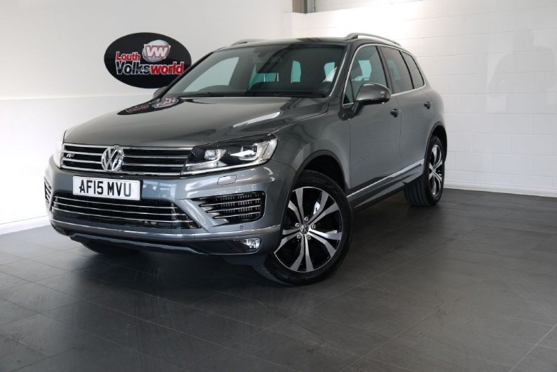 used VW Touareg V6 R-LINE TDI 262 PS BLUEMOTION TECHNOLOGY  in lincolnshire-for-sale