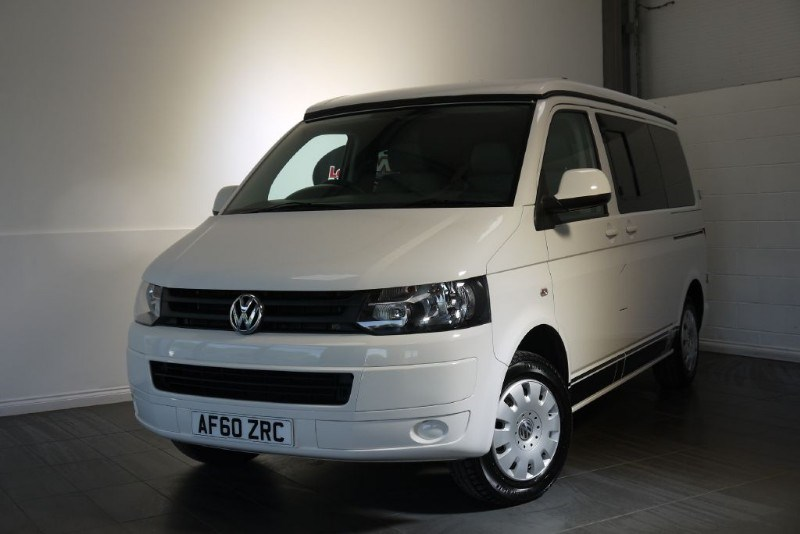 used VW Transporter TDI T28 CAMPER VAN CONVERSION in lincolnshire-for-sale