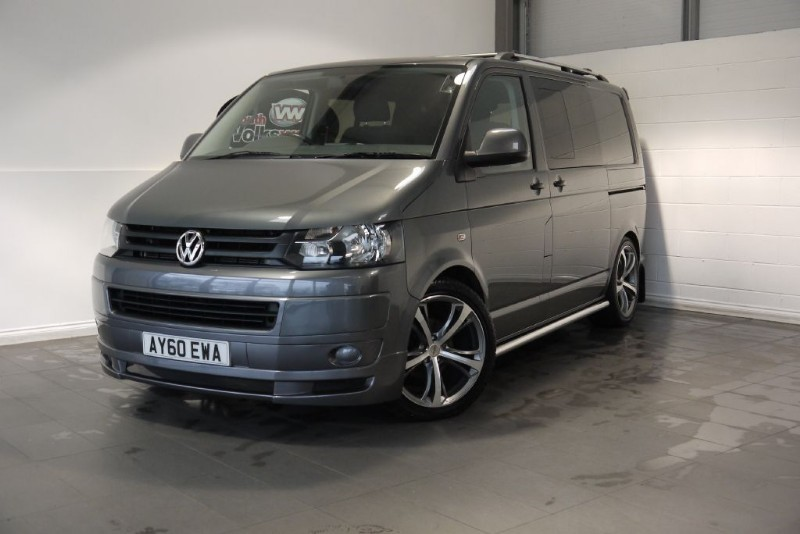 used VW Transporter T30 TDI KOMBI CAMPER CONVERSION in lincolnshire-for-sale