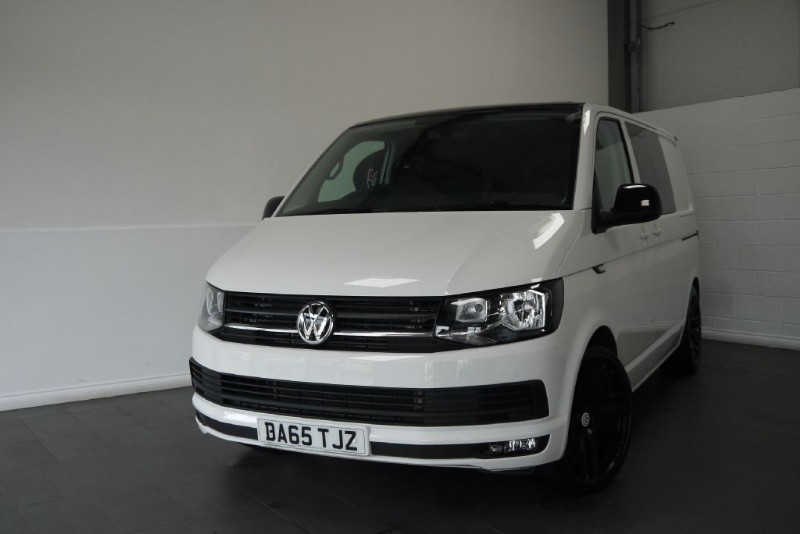 used VW Transporter TDI T30 HIGHLINE KOMBI REAR DVD in lincolnshire-for-sale