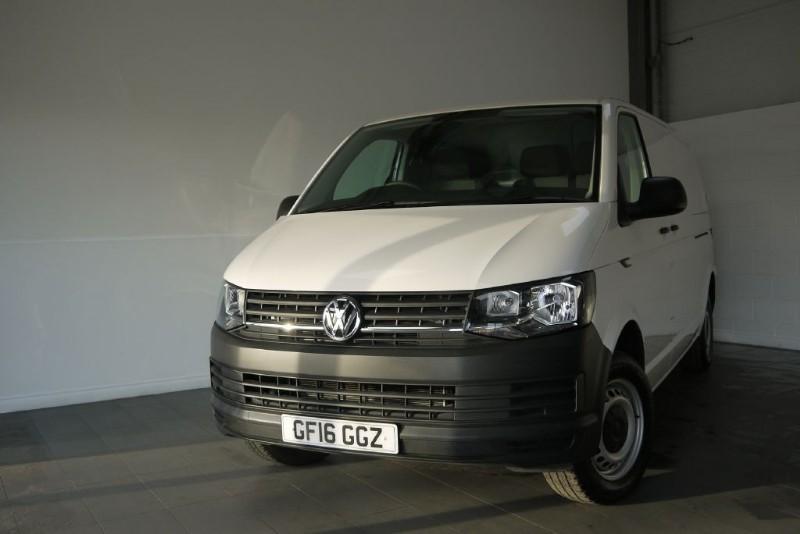 used VW Transporter TDI STARTLINE T28 5DR in lincolnshire-for-sale