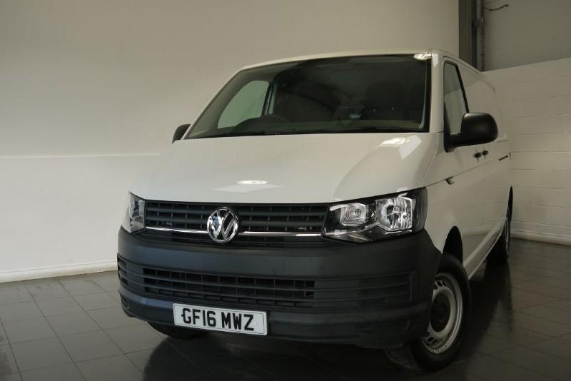 used VW Transporter TDI STARTLINE T28 LWB REAR TAILGATE REVERSE CAMERA in lincolnshire-for-sale