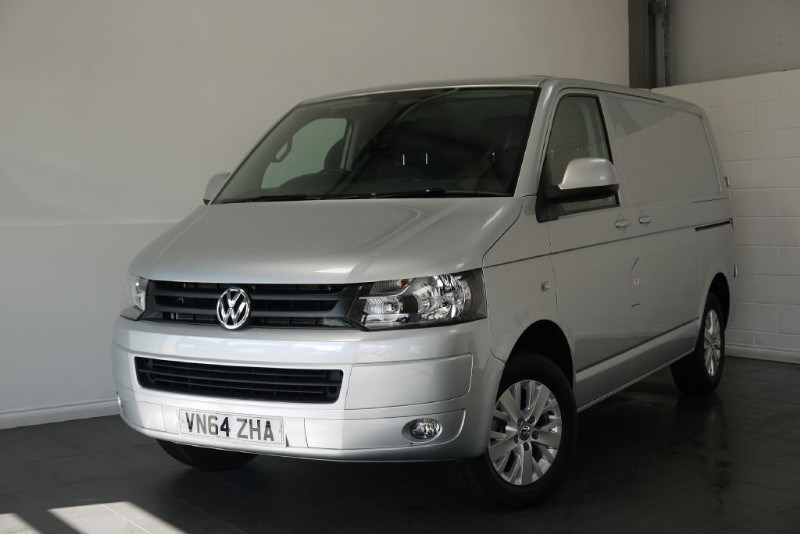 used VW Transporter TDI T28 HIGHLINE 5DR in lincolnshire-for-sale