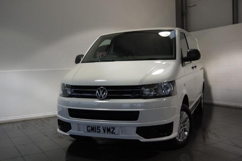 used VW Transporter TDI STARTLINE T26 LOTS OF EXTRAS NO VAT in lincolnshire-for-sale