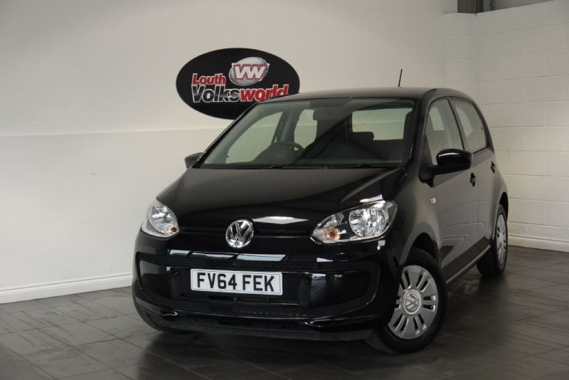 used VW Up MOVE UP 5DR LOW TAX LOW INSURANCE in lincolnshire-for-sale