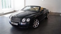 Used Bentley Continental GTC 6.0 W12