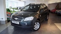 Used Chevrolet Captiva LT 2.0 VCDI