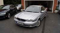 Used Jaguar X-Type 2.2d S