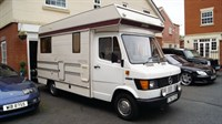 Used Mercedes T1 208D Auto Trail Motorhome Navajo