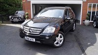 Used Mercedes ML320 3.0V6 CDi Auto