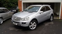 Used Mercedes ML320 CDI SPORT