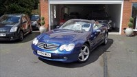 Used Mercedes SL500 Great Spec