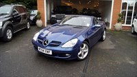 Used Mercedes SLK350 only 35k Great Spec