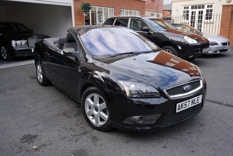 Car of the week - Ford Focus CC 2 - Only £3,450