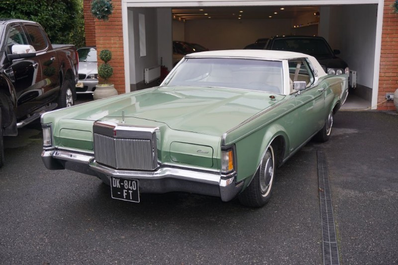 Car of the week - Lincoln Lincoln Continental MkIII Coupe - Only £18,950