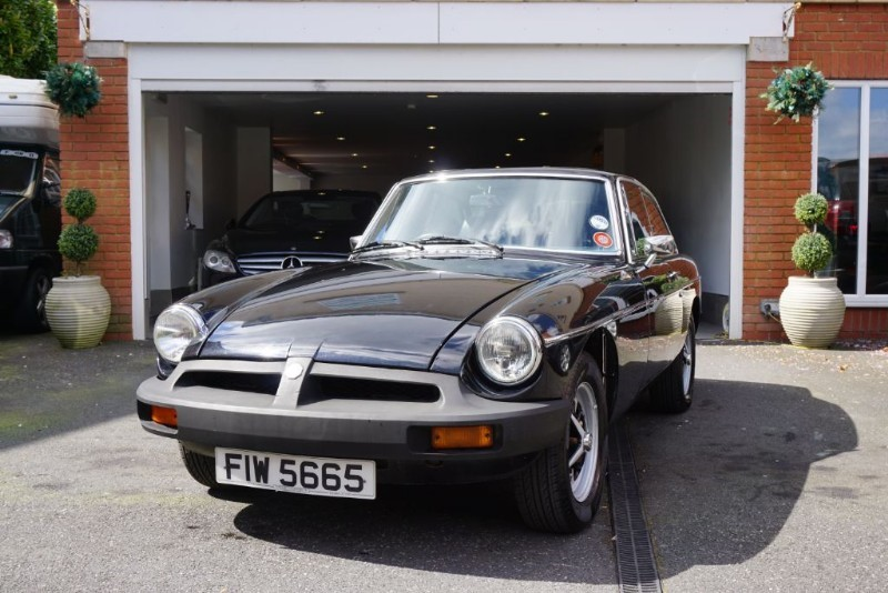 Car of the week - MG MGB B GT - Only £4,995