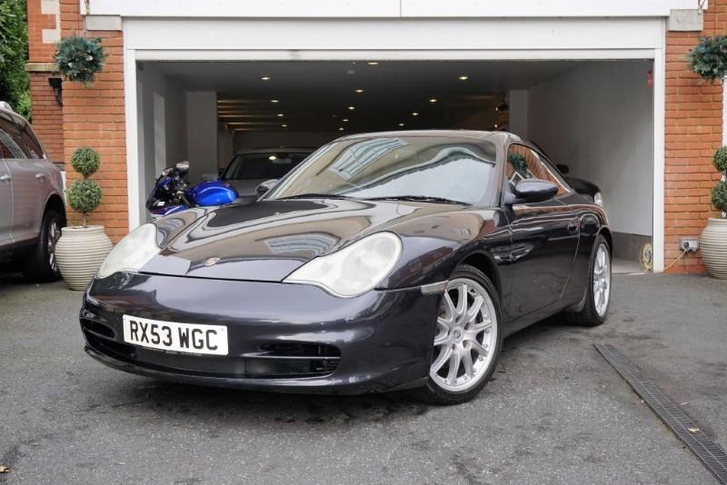 Car of the week - Porsche 911 TARGA TIPTRONIC S - Only £16,450