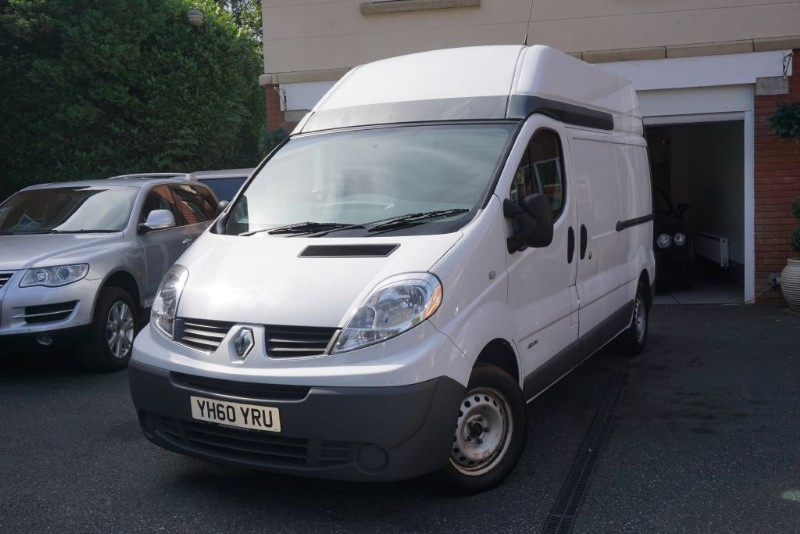 Car of the week - Renault Trafic LH29 DCI H/R - Only £4,950