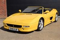 Used Ferrari F355 GTS Spider F1