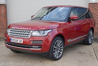 "Used Land Rover Range Rover Vogue SE SDV8 with 22"" Style 7s and Panoramic Glass Roof"