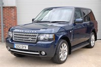 Used Land Rover Range Rover TDV8 WESTMINSTER STYLE 12 POLISHED ALLOY WHEELS