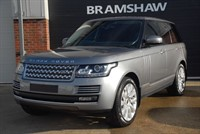Used Land Rover Range Rover SDV8 AUTOBIOGRAPHY Rear Exec Seating