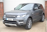 Used Land Rover Range Rover Sport SDV6 HSE Panoramic Roof and 21's