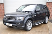 Used Land Rover Range Rover Sport SDV6 SE Premium Leather