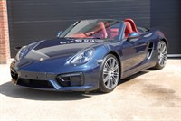 Used Porsche Boxster S PDK SAVING ON LIST