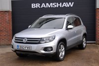 Used VW Tiguan ESCAPE TDI BLUEMOTION TECHNOLOGY 4MOTION